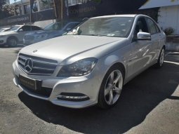 MERCEDES BENZ C 200  C200 CGI BLUE EFFICIENCY 2015