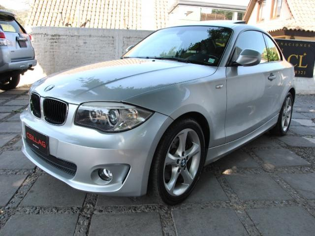 BMW 120 COUPE 2.0 AUTOMATICO 2012