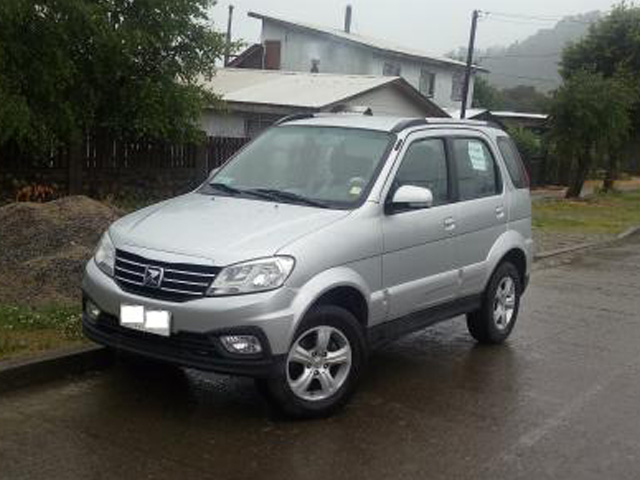 ZOTYE HUNTER  HUNTER FULL 2014