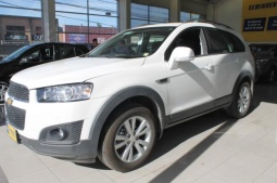 CHEVROLET CAPTIVA  CAPTIVA LT FULL AWD 2.4 AT 2015
