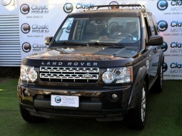 LAND ROVER DISCOVERY  4 HSE 2012