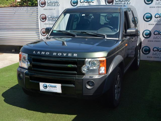 LAND ROVER DISCOVERY  3 HSE 2007