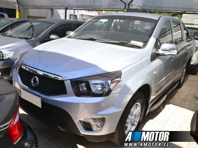 SSANGYONG ACTYON  SPORT DIESEL 2016