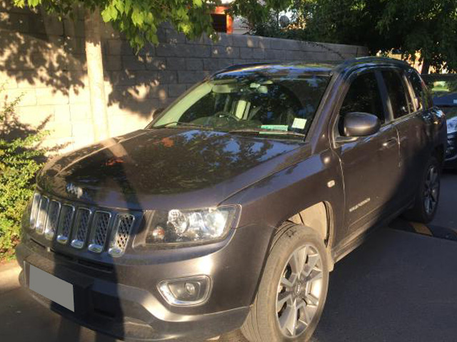 JEEP COMPASS  LIMITED 2016