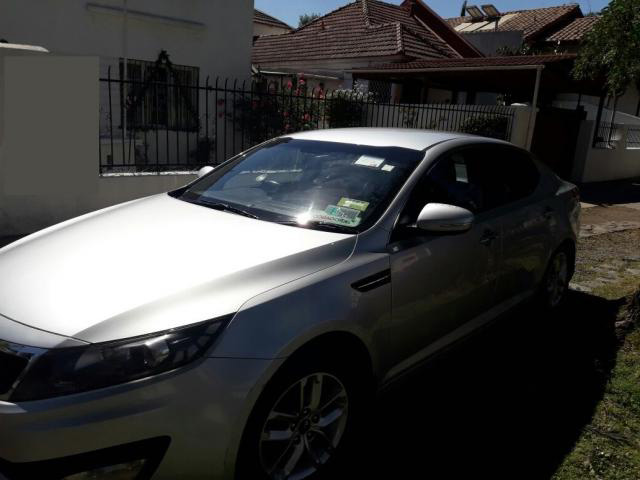 KIA MOTORS OPTIMA Optima ex 2.0 2014 - Autos Usados