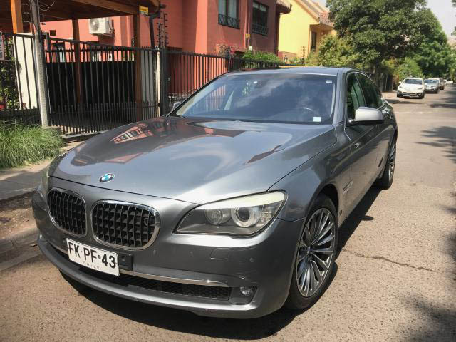 BMW ACTIVE HYBRID 7 2012 - Autos Usados