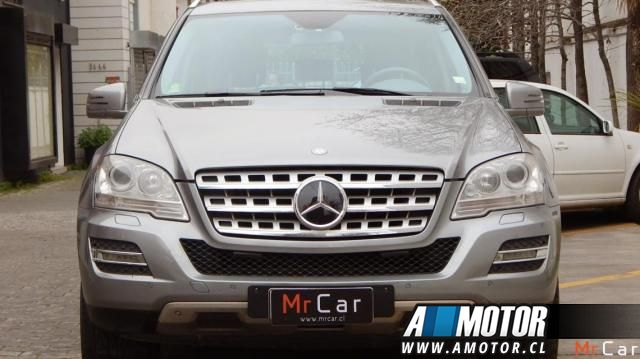 MERCEDES BENZ ML 350 4MATIC 2011