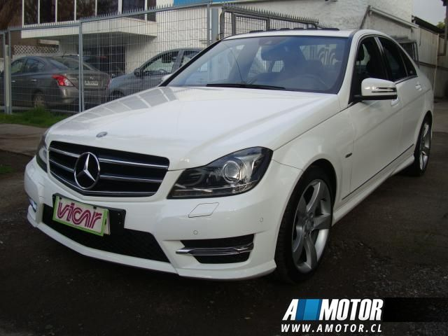 MERCEDES BENZ 250 C250 EDITION C 2015