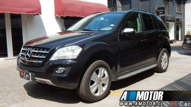 MERCEDES BENZ ML 350 ML350 4MATIC 2011