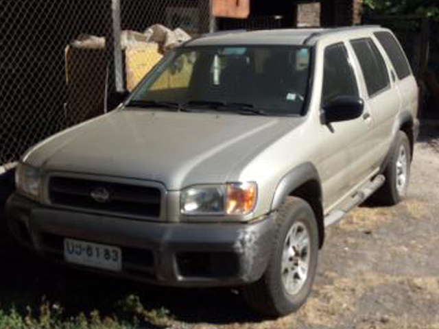 NISSAN PATHFINDER  se wide 2001