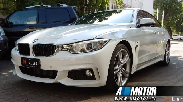 BMW 420 420I GRAN COUPE 2015