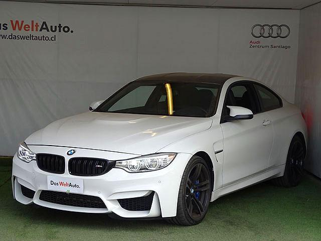 BMW M4 COUPE 3.0 AUT 2016