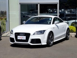 AUDI TT  RS 2.5 SUPERCHARGED 2013