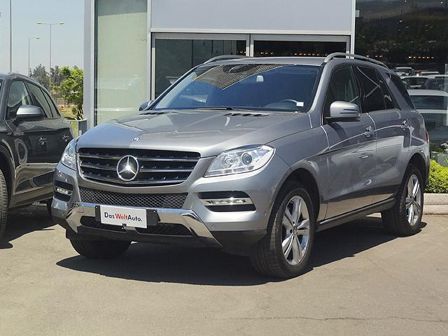 MERCEDES BENZ ML 350 SPORT BLUEEFFICIENCY 2014