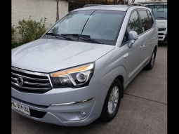 SSANGYONG STAVIC  ST WAGON 2016