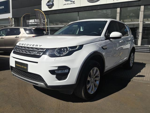 LAND ROVER DISCOVERY  DISCOVERY SPORT AWD 2.2 AUT 2017