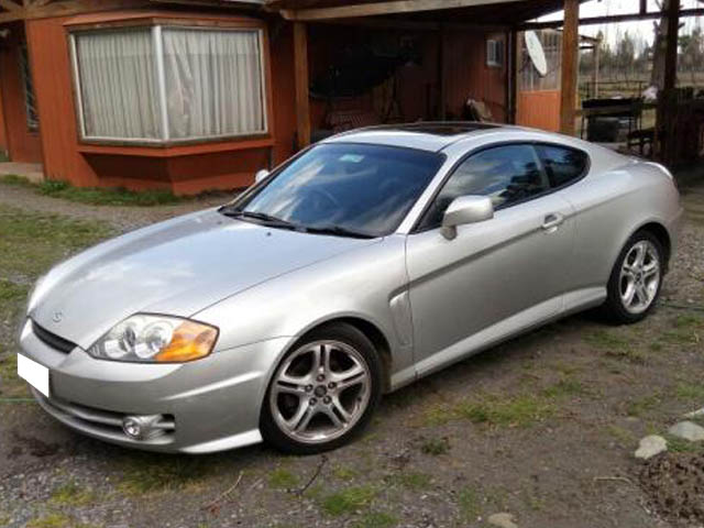 HYUNDAI COUPE  2.7 GLS AT 2003