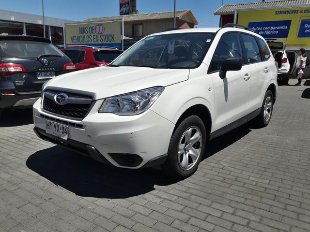 SUBARU FORESTER  FORESTER AWD 2.0 AUT 2016