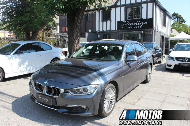 BMW 320 LUXURY 2012