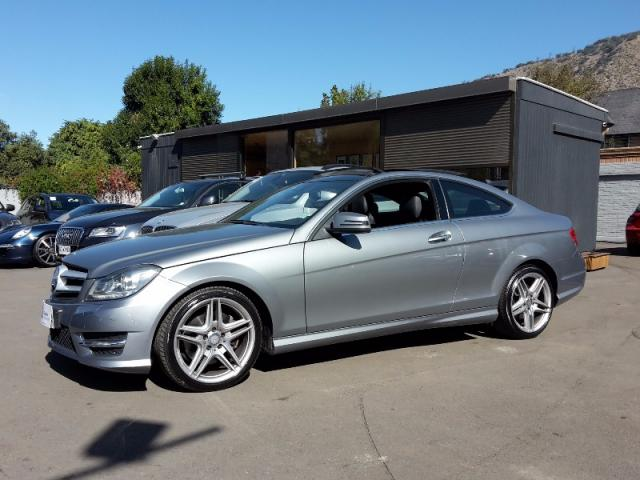MERCEDES BENZ C 350 Coupe solo 61.000Km 2013