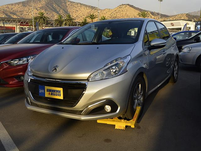 PEUGEOT 208 208 ACTIVE 1.2 AT 2016
