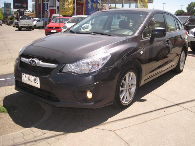 SUBARU IMPREZA  ALL NEW IMPREZA SPORT XS AWD 2.0I 2014