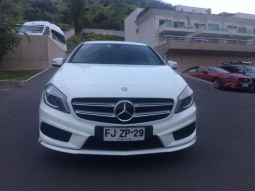 MERCEDES BENZ A 200 look AMG 2013 - Autos Usados