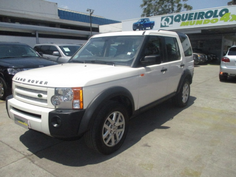LAND ROVER DISCOVERY  3 DIESEL 2009