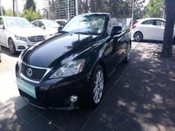 LEXUS IS250 2.5 CABRIOLET AT 2010