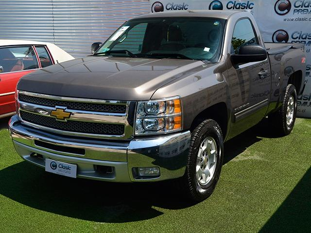 CHEVROLET SILVERADO  CABINA SIMPLE LT AWD 5.3 2013
