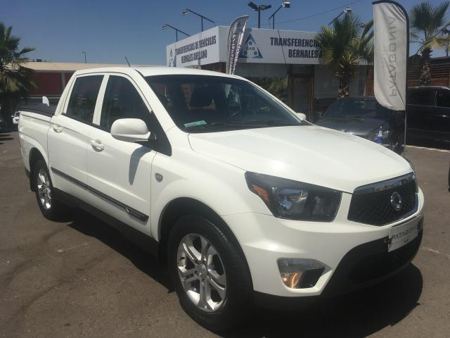 SSANGYONG ACTYON  ACTYON SPORT 2.0 AT 2014