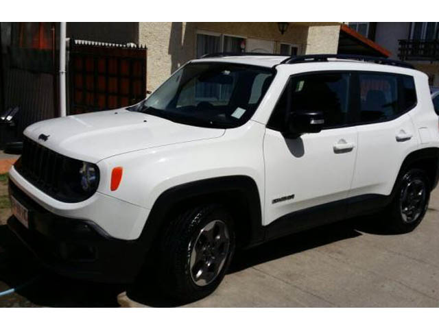 JEEP RENEGADE sport lx 2017