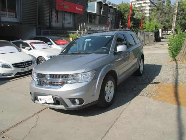 DODGE JOURNEY  2.4 AUT 2016