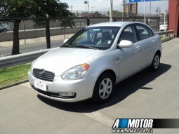 HYUNDAI ACCENT  1.6 GLS AUT FULL 2007