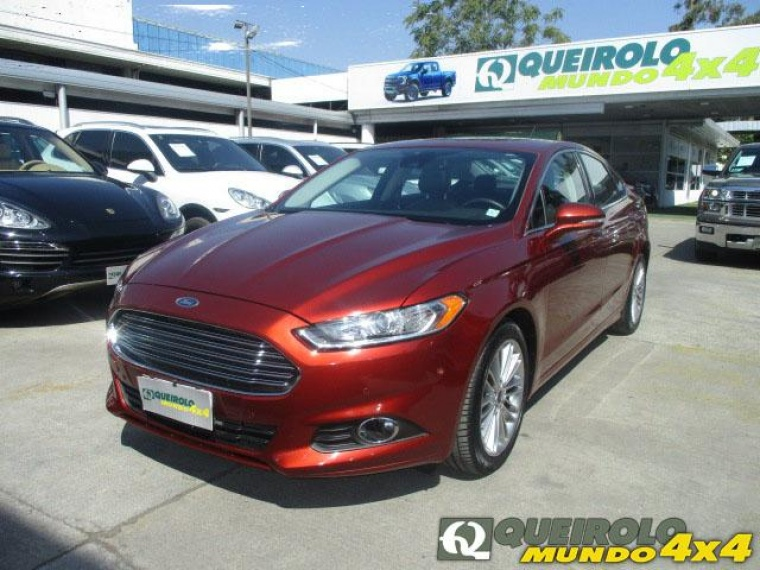 FORD FUSION NEW FUSION ECOBOOST 2014