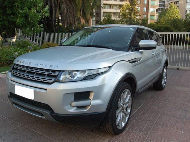 LAND ROVER EVOQUE 2.0 2012 - Autos Usados