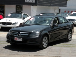 MERCEDES BENZ C 180  1.8 CGI BLUE EFFICIENCY 2012