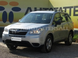 SUBARU FORESTER  ALL NEW CVT 2.0 2016