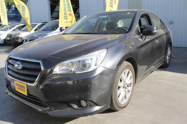 SUBARU LEGACY  ALL NEW LEGACY XS AWD 2.5I AUT 2016