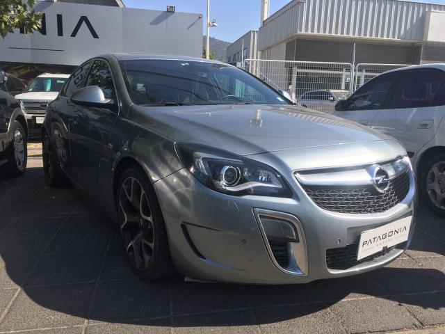 OPEL INSIGNIA  OPC 2.8 TURBO AT 2015