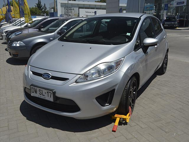 FORD FIESTA  NEW FIESTA HB 1.6 2012
