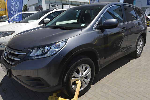 HONDA CR-V  NEW CR V LX  2.4 AUT 2014