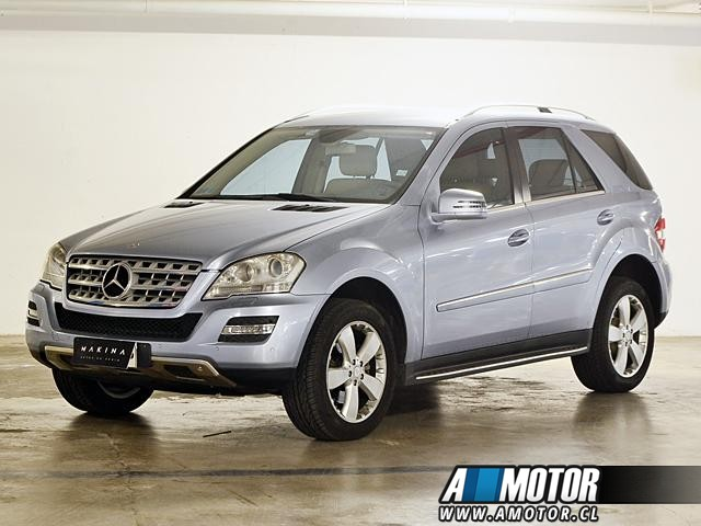 MERCEDES BENZ ML 350 ML350 MAXIMO EQUIPO REAL OPORTUNIDAD 2011