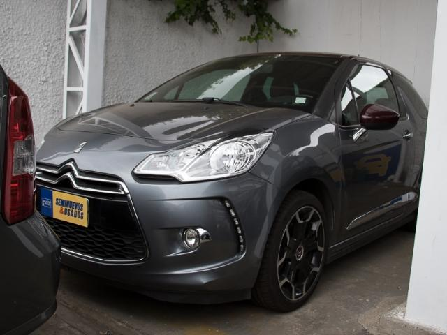 CITROEN DS3  DS 3 VTI TURBO 1.6 2012