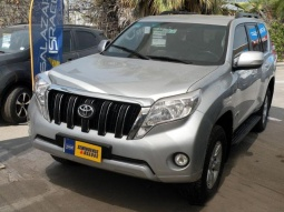 TOYOTA LAND CRUISER ALL NEW LAND CRUISER 4X4 4.0 AUT 2014