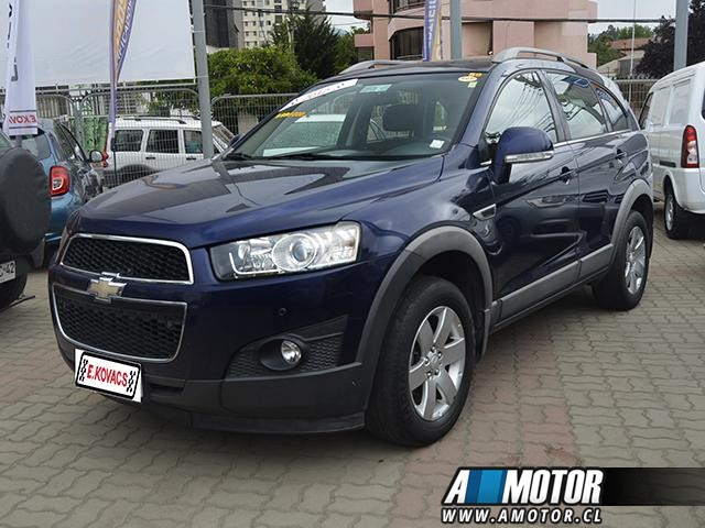 CHEVROLET CAPTIVA  lt 2012