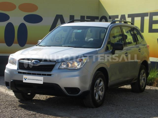 SUBARU FORESTER  ALL NEW CVT 2016