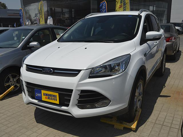 FORD ESCAPE  ESCAPE 4X4 2.0 AUT 2016