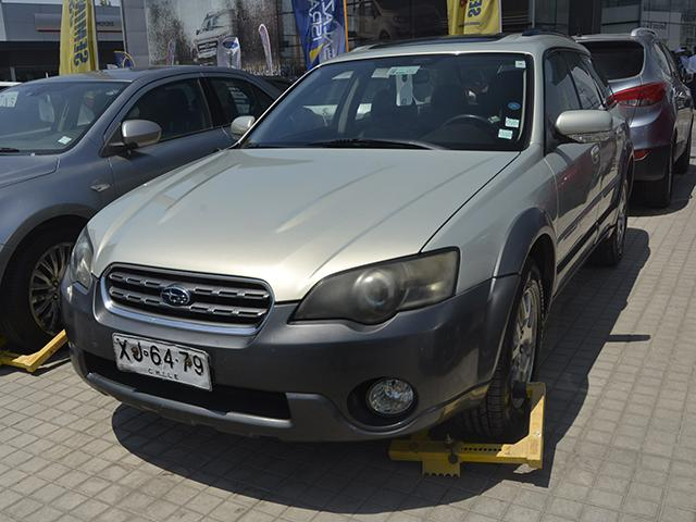 SUBARU OUTBACK  NEW OUTBACK 2.5I AWD AT 2004