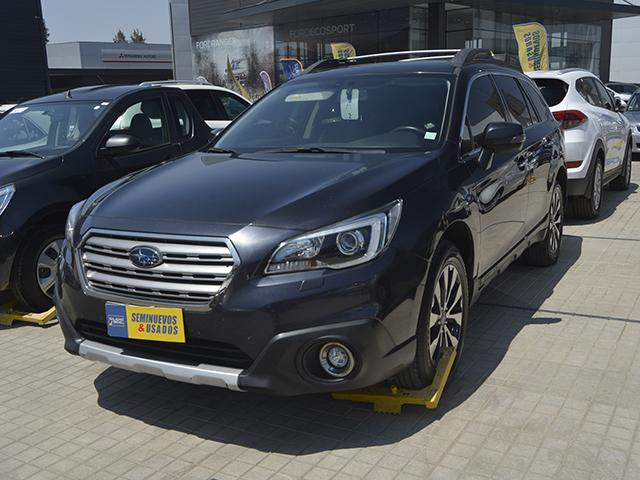 SUBARU OUTBACK  ALL NEW OUTBACK LTD AWD 3 2015